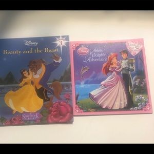 Girls Disney books